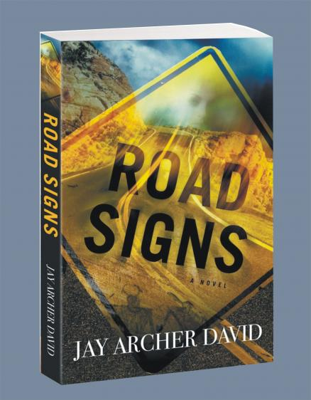 Novels of the magical realism have come a long way in the past few years, but perhaps none will take the reader quite as far as Jay Archer David's ROAD SIGNS. Subtitled, A Book of Practical Magic, there is indeed a magic in these pages.