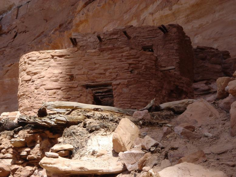 Grand Gulch Utah: Trails, Tales, Topo Maps and Anasazi Sites on