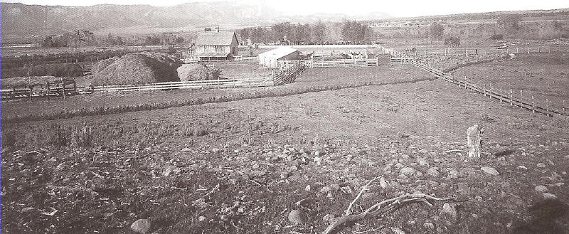 Wetherill's family Alamo Ranch in 1891
